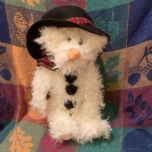 "Boyds Bears Jack B. Frostbeary 10"" Plush"